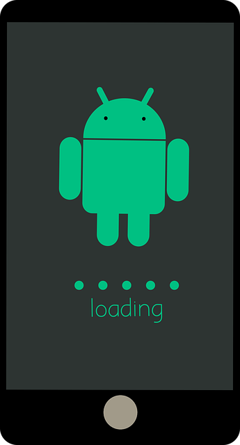 Android loading virus.